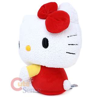 Hello Kitty Plush Doll  Japan Sanrio Imported 20XL Red