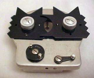 BOLSEY CINE FADER T BE USED ON ANY MOVIE CAMERA W/ORIGINAL BOX WORKS