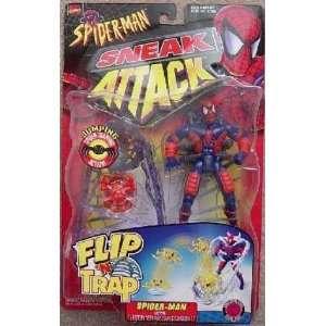 Spider Man (Web Trap Catcher) from Spider Man (Toy Biz