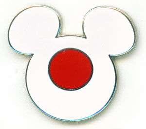 Disney Epcot World Showcase   Mickey Head & Ears ~Japan