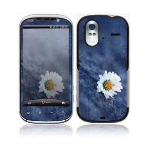 Denim Daisy Decorative Skin Cover Decal Sticker for HTC