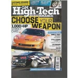 GM High Tech Performance Magazine (Choose your weapon