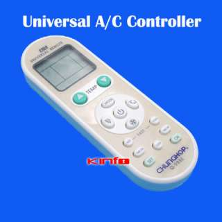 features universal air conditioner remote control is the latest prodct