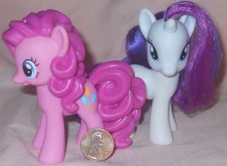 Pinkie Pie 3in figure   My Little Pony Friendship is Magic G4 Molded