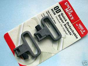 Uncle Mikes Military Spec Sling Swivels For 1 1/4 043699140237
