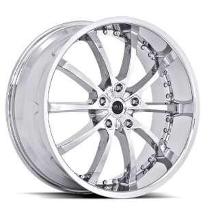 BMW Infiniti Nissan Honda Toyota Lexus Wheels Rims Chrome Lip 4pc