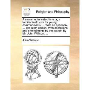 . By Mr. John Willison,  (9781170671276): John Willison: Books