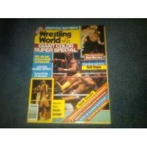 Windham, Macho Man Randy Savage) Wrestling World Magazine