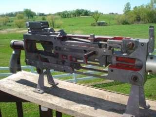US Army Browning 1919A4 Machine Gun Cut A Way Training Rifle