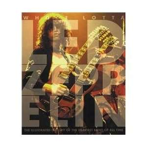 Whole Lotta Led Zeppelin Deluxe Book (Standard) Musical Instruments