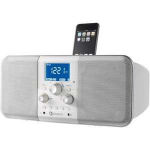 POD/AM/FM CLOCK RADIO, FULL RANGE