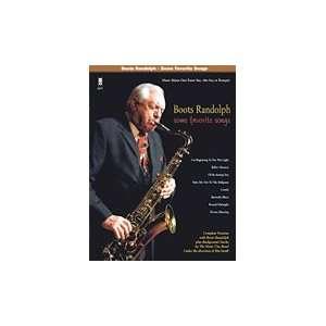 Boots Randolph   Some Favorite Songs   Tenor Sax, Alto Sax