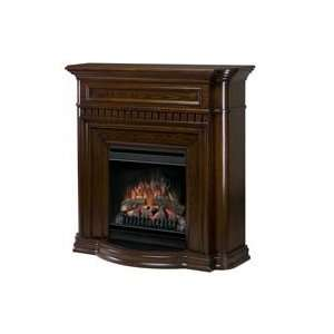 Dimplex Symphony Breton Electric Fireplace   Nutmeg Home