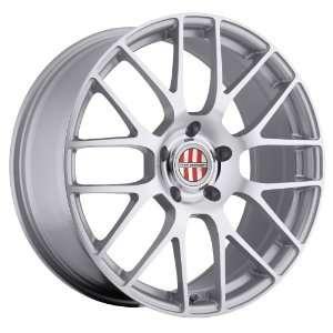 Victor Equipment Innsbruck Silver Machined Face Wheel (18x8/5x130mm)