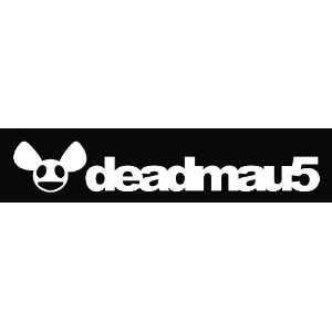 (2) Deadmau5 Band Logo Die Cut Vinyl Decal Sticker 6