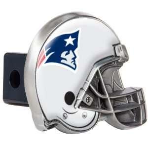 New England Patriots Great American Metal Helmet Trailer