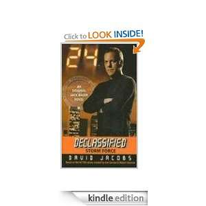 24 Declassified Storm Force David Jacobs  Kindle Store