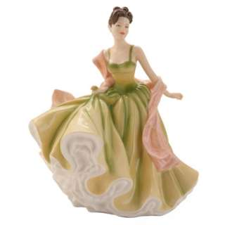 Royal Doulton Pretty Ladies Seasons Figurine Spring Ball