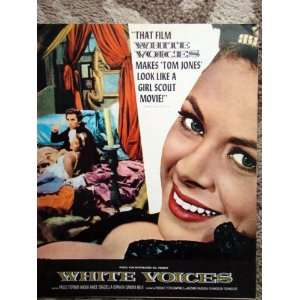White Voices Press Kit The Film That Makes Tom Jones  Like a