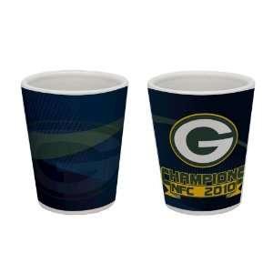 NFL NFC Champ 4 Pack Ceramic Shot Glass
