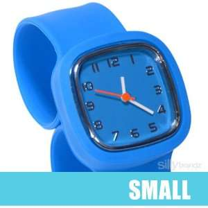 Slap Watch Square Small Blue Toys & Games