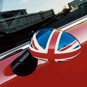 MINI Cooper Genuine Factory OEM 51140303553 Union Jack Left Side