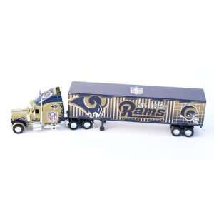 Die Cast 180 Tractor Trailer Semi Truck Collectible Sports