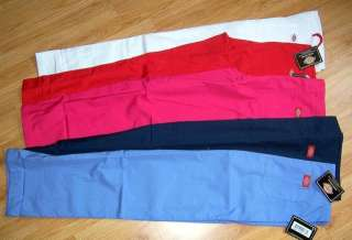 NEW DICKIES SCRUBS PANT   50106   MANY COLORS AND SIZES