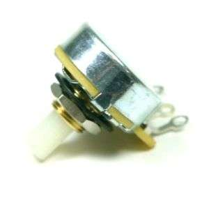 New CTS potentiometer fits Fender amps   3M rev audio