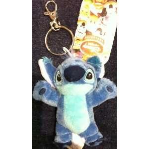 Disney Lilo and Stitch, Stitch the Dog Plush Key Chain Key