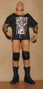 RANDY ORTON wwe MATTEL ELITE SERIES 9 figure wwf lot