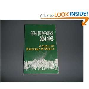 Curious Wine (Naiad Press) Katherine V. Forrest  Books