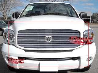 06 08 Dodge Ram Pickup Billet Grille Combo