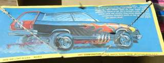 NEW CHEVY VEGA WAGON DRAG RACE FUNNY CAR 454 RAT ROD HOT AMT MODEL KIT