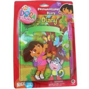 Nick Jr kids diary   Dora Best Friends personal diary
