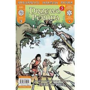 Polish History Comic 3   Peruns Tree, Drzewo Peruna: Books