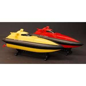 Tracer RC Speed Boat Radio Control Pushball Racing Ship Toys & Games