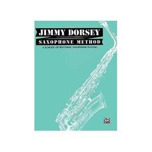 Jimmy Dorsey Saxophone Method   Tenor Saxophone Musical