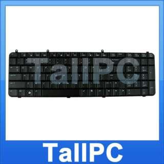 NEW Laptop Notebook keyboard Black for HP DV9000