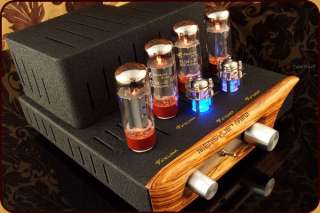 EL34B Push pull EL34 Tube Stereo Integrated Amp L3