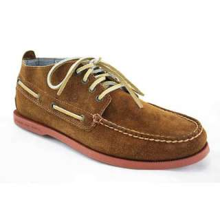 Sperry Mens Authentic Original Tan Suede Chukka Boots