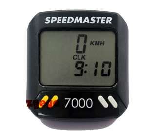 New Wireless LCD Cycling Bike Bicycle Computer Odometer Speedometer
