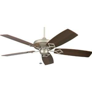 , Edgewood Satin Nickel Energy Star 52 Ceiling Fan