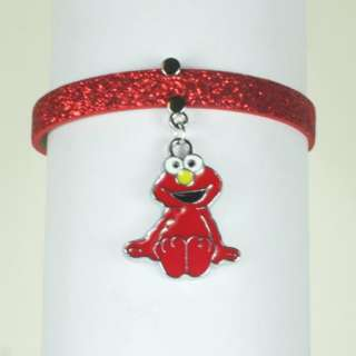 10pcs Sesame Street Elmo Bracelets Girls Boys Birthday Party Favors