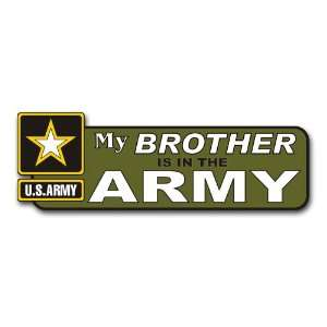 Army My Aunt is in the Army Bumper Sticker 9