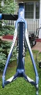 Specialized Tarmac Elite Carbon Fiber Frame and Fork 54CM NICE 2008