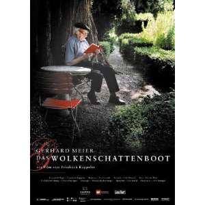Gerhard Meier   Das Wolkenschattenboot Movie Poster (11 x 17 Inches