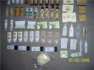 Hotel Bed Breakfast INN Soap Shampoo Lotions Bath & Body Works Portico
