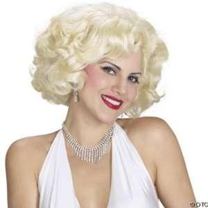 Marilyn Monroe Wig Toys & Games