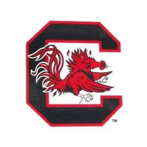 South Carolina Gamecocks Static Cling Decal Sports